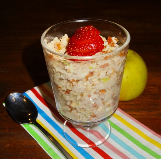 Bircher Breakfast