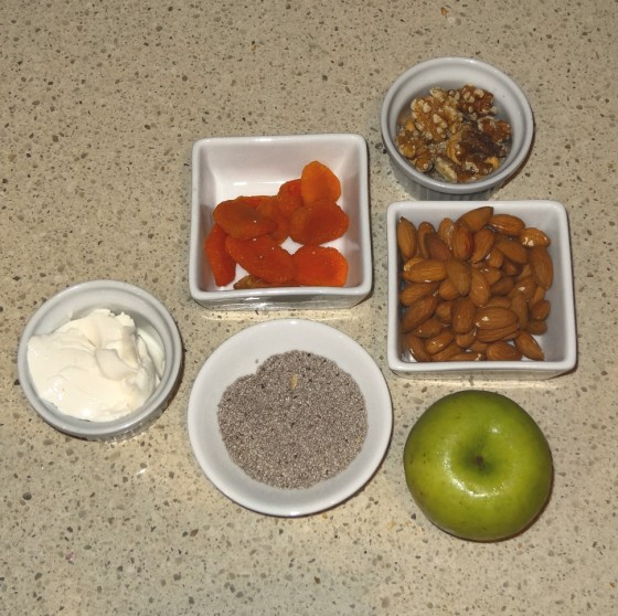 ingredients bircher