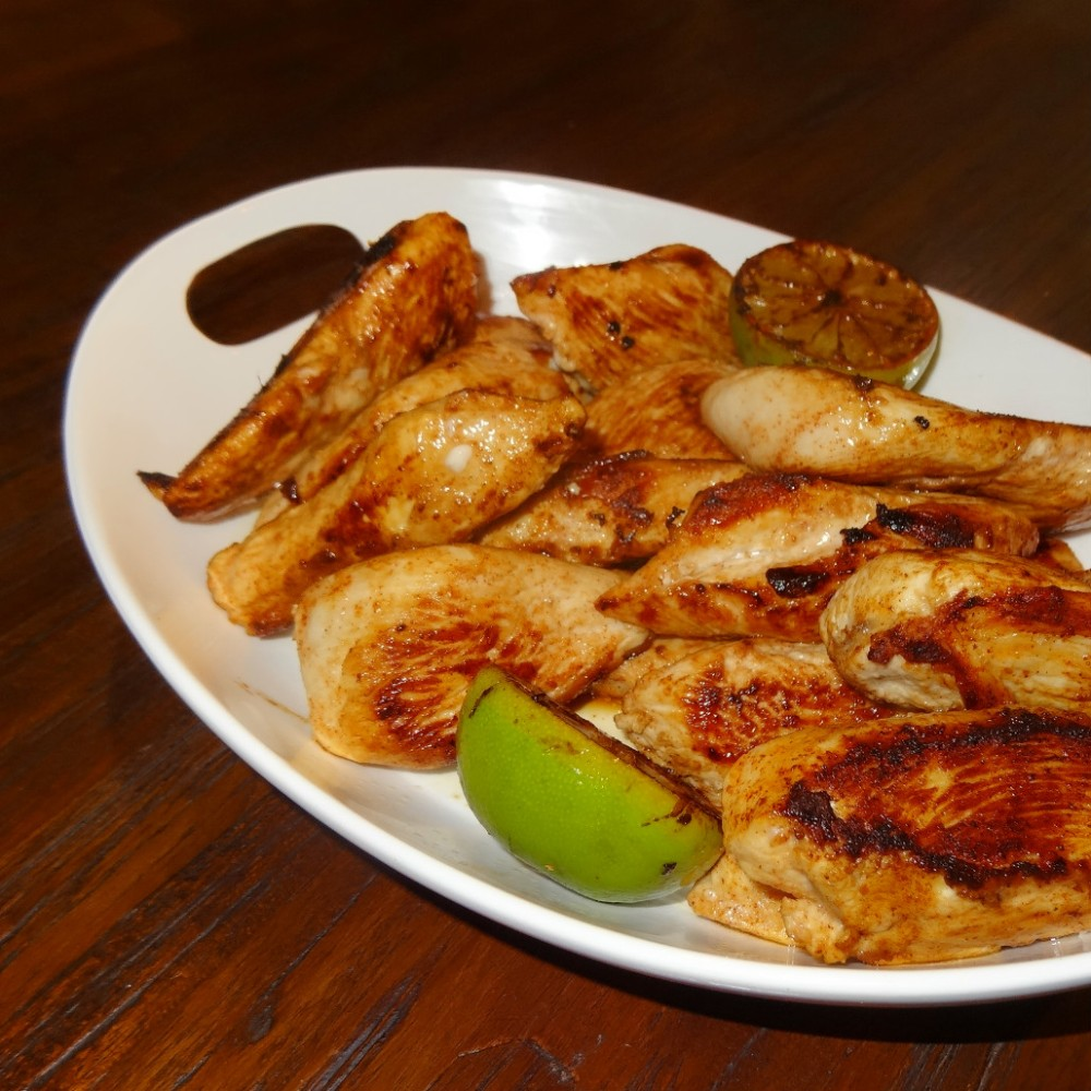 Lime Chicken Tenders
