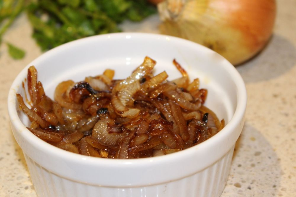 Caramalised Onions