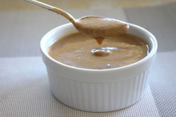 Paleo Salted Caramel Sauce